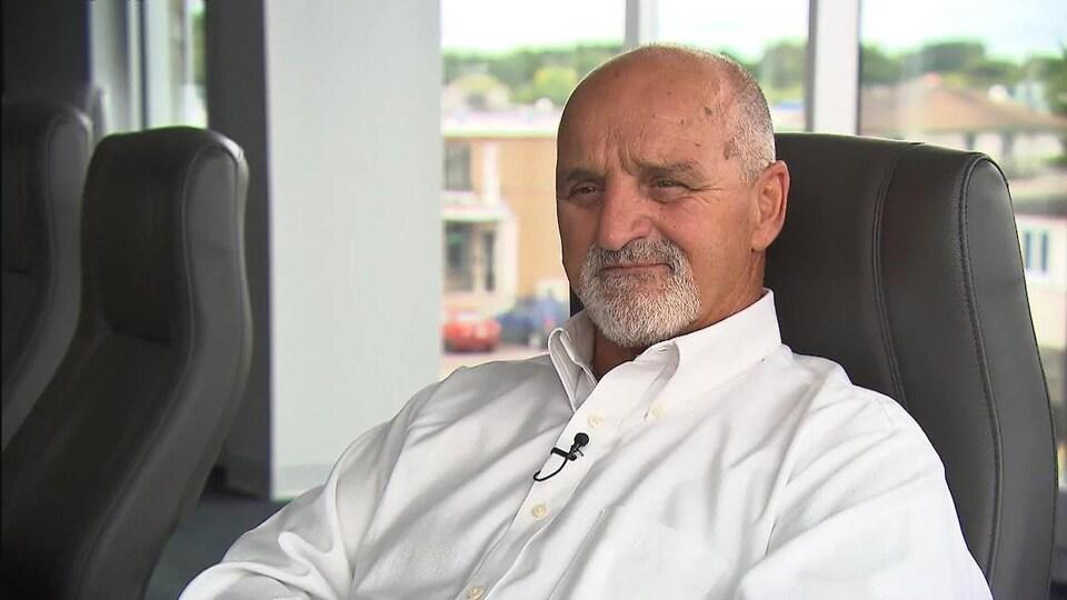 Le maire de Vaudreuil-Dorion, Guy Pilon