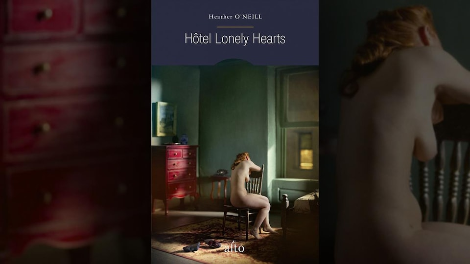 La couverture du livre Hotel Lonely Hearts, de Heather O'Neill