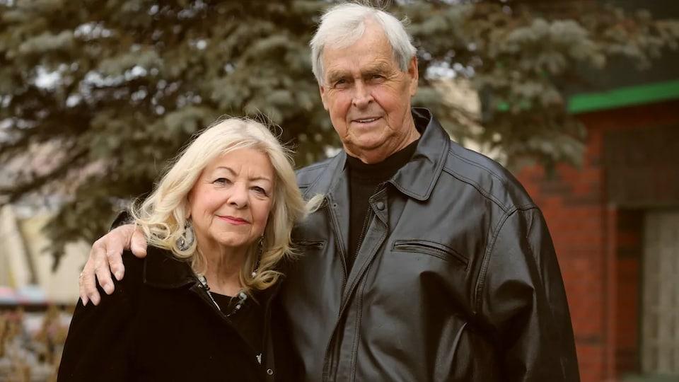 Helena Shepherd-Snider et son époux Stan Snider.