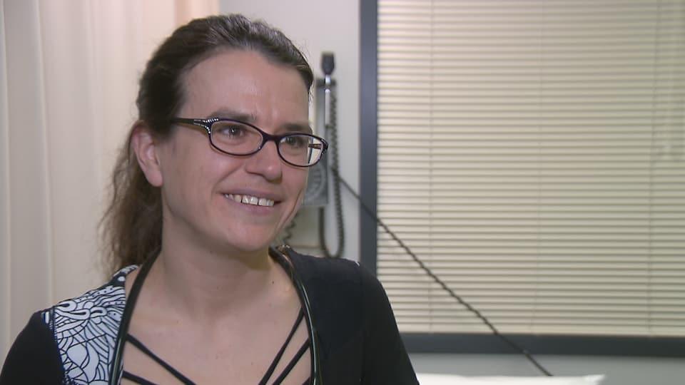Hélène Landry, médecin de famille et professeure clinique au GMF-U Laurier