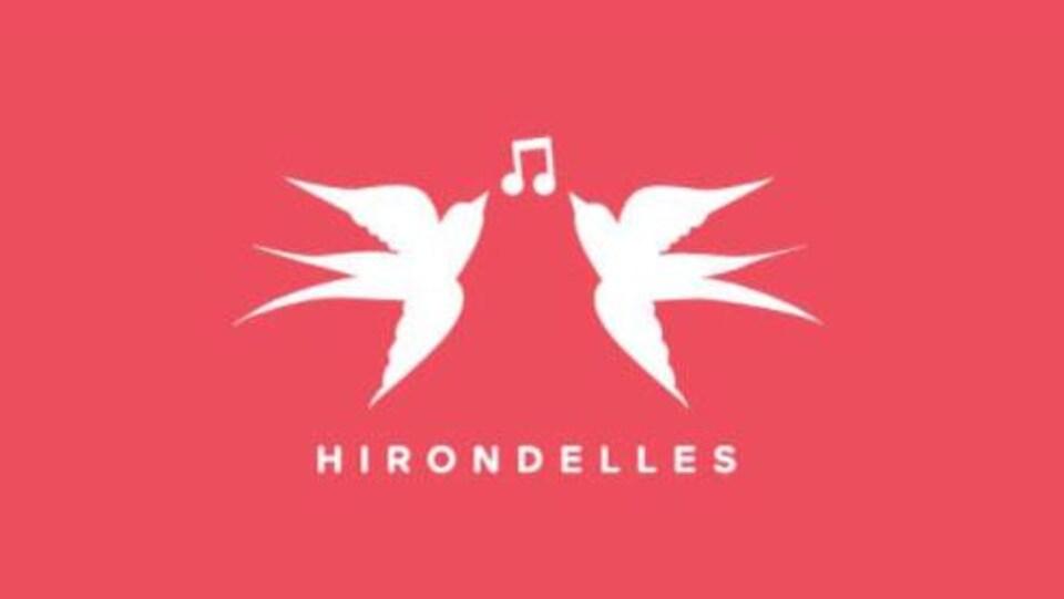 Le logo de la brigade des Hirondelles, qui viendront en aide aux femmes et aux personnes vulnérables lors du Festival international de jazz de Montréal