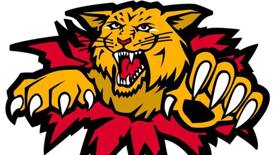 Logo des Wildcats de Moncton