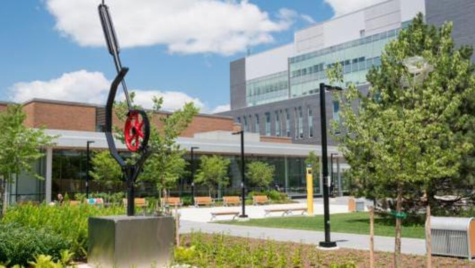 Le campus nord du Collège Humber à Toronto
