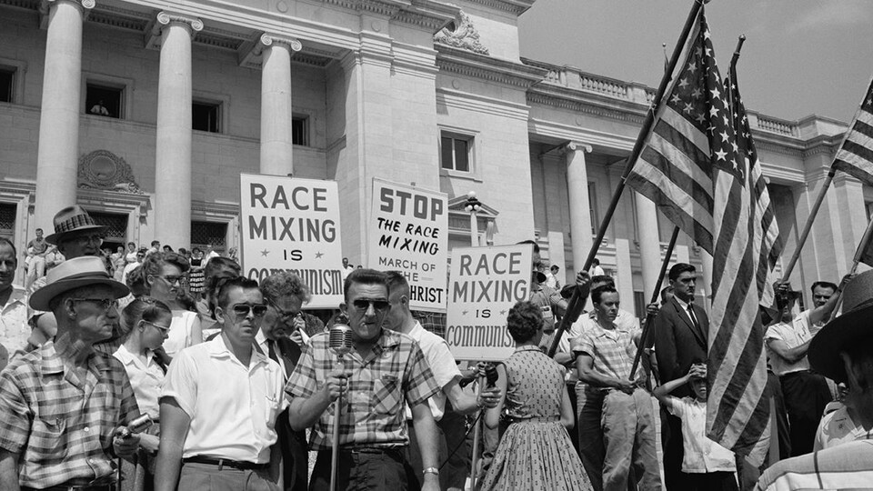 Une scène du documentaire « I Am Not Your Negro »