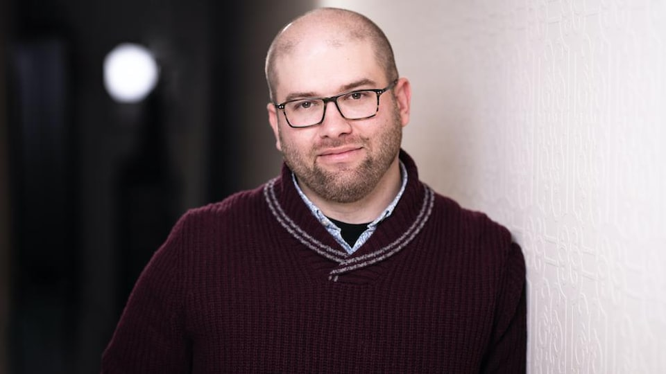 Ian Garrett, directeur de l'organisme canadien Center for Sustainable Practice in the Arts.