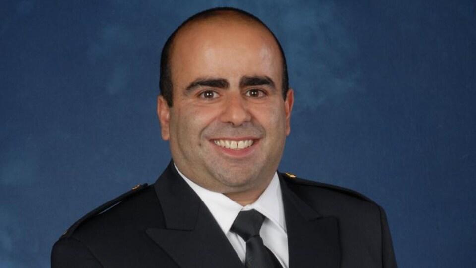 Imad Sawaya, inspecteur au SPVM