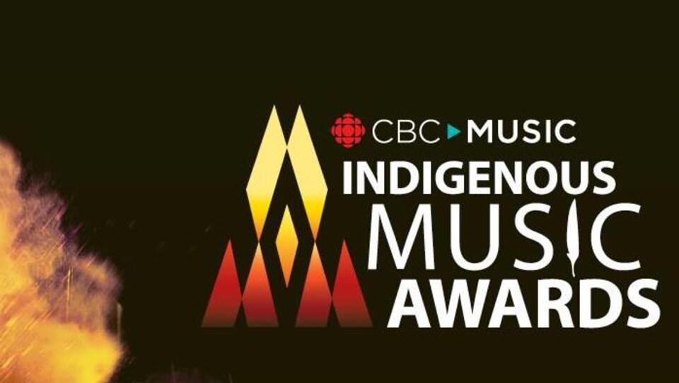 Le logo des Prix de la musique autochtone de CBC