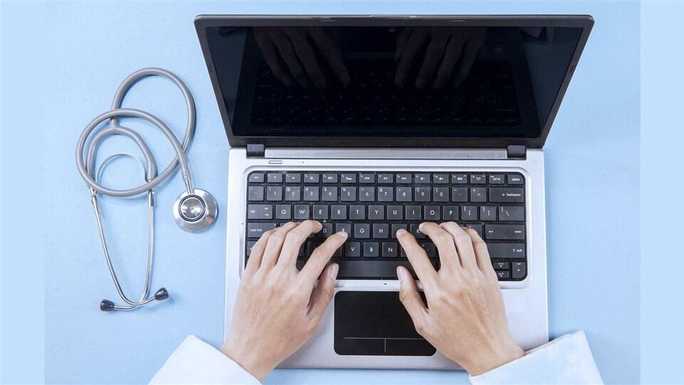 Les données sur la santé des patients, une information à protéger.
