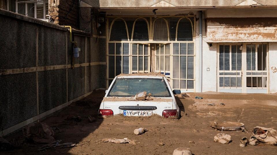 Nouvelles évacuations, bilan de 70 morts — Inondations en Iran