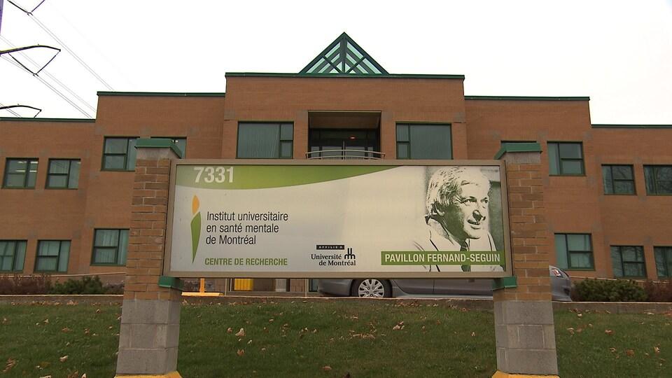 L'Institut universitaire en santé mentale de Montréal