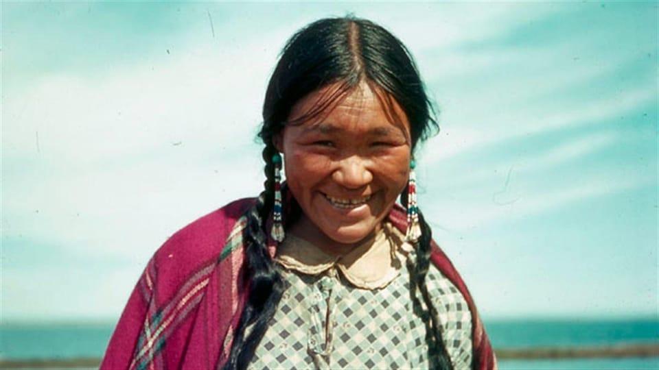 Margaret Uyauperk Aniksak, Arviat, Nunavut, vers 1930
