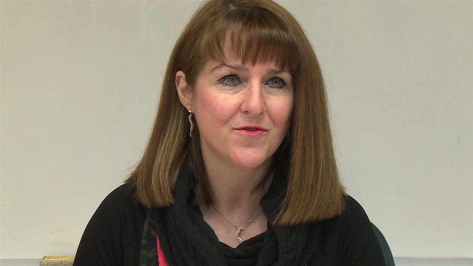 Isabelle Malo, présidente-directrice générale du Centre intégré de santé et des services sociaux (CISSS) du Bas-Saint-Laurent.