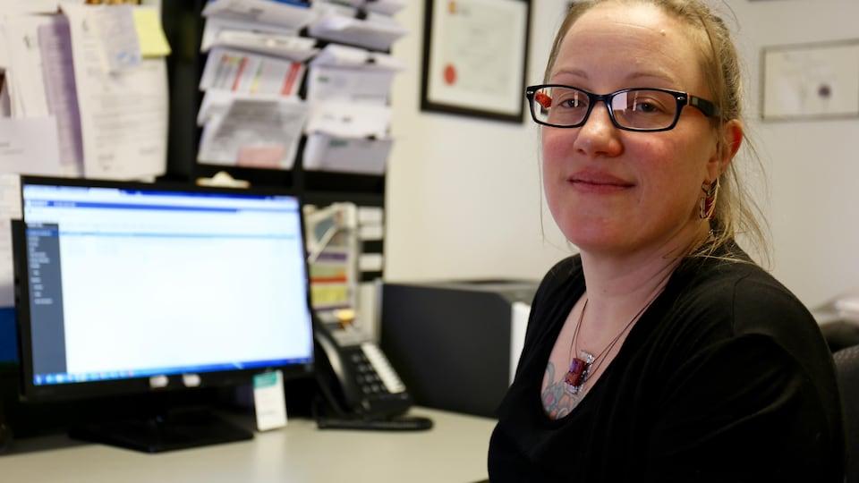 Isabelle Tétu, infirmière praticienne spécialisée.