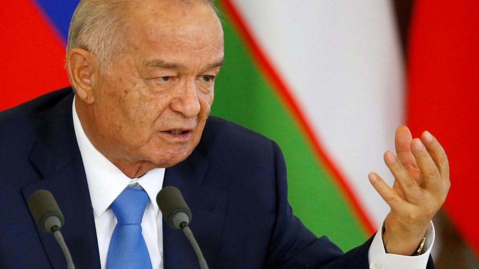 Islam Karimov a gouverné l'Ouzbékistan de 1991 à sa mort, en 2016.
