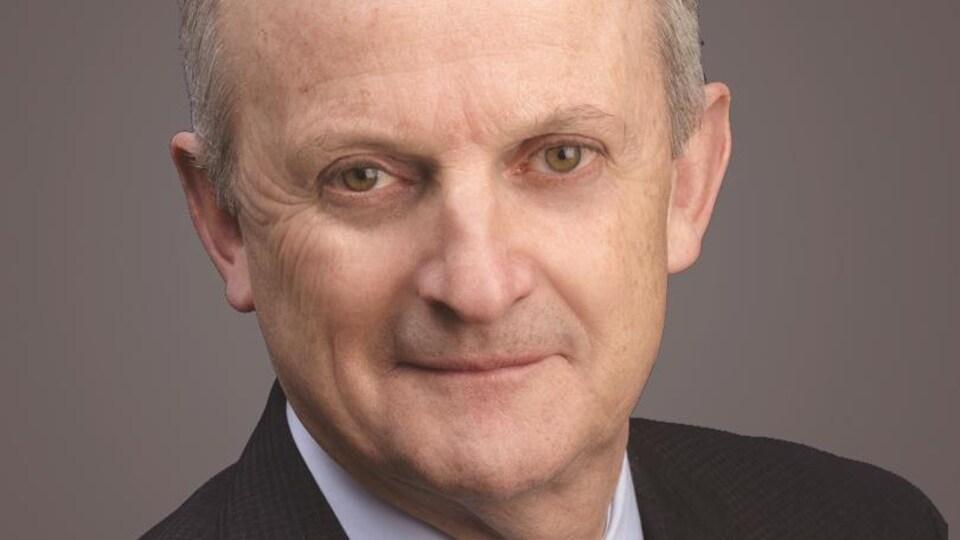 Jacques Cotton, ex-sous-ministre de la santé du Québec