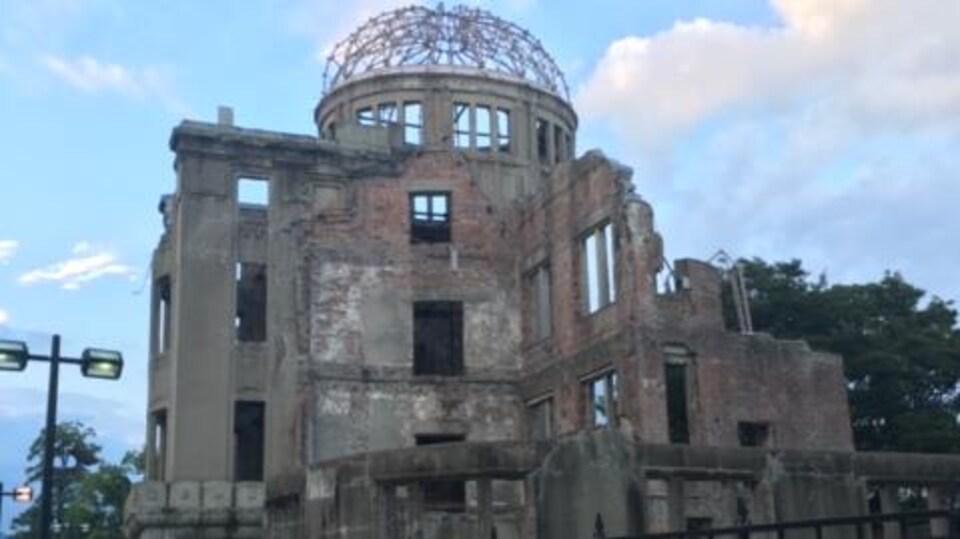 Photo montrant l'édifice.
