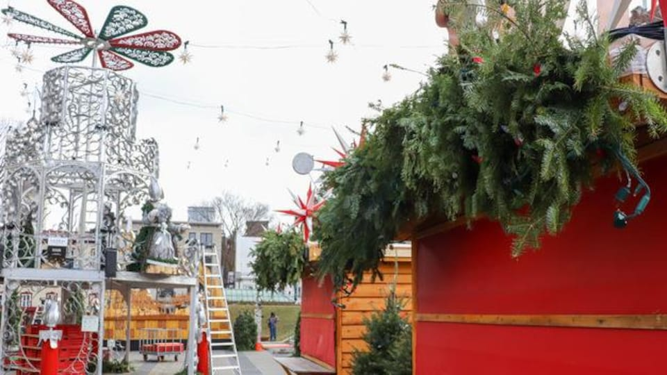 Les Jardins de Noël allemands