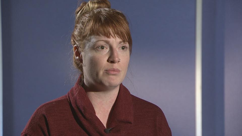 Heather Jarvis en entrevue
