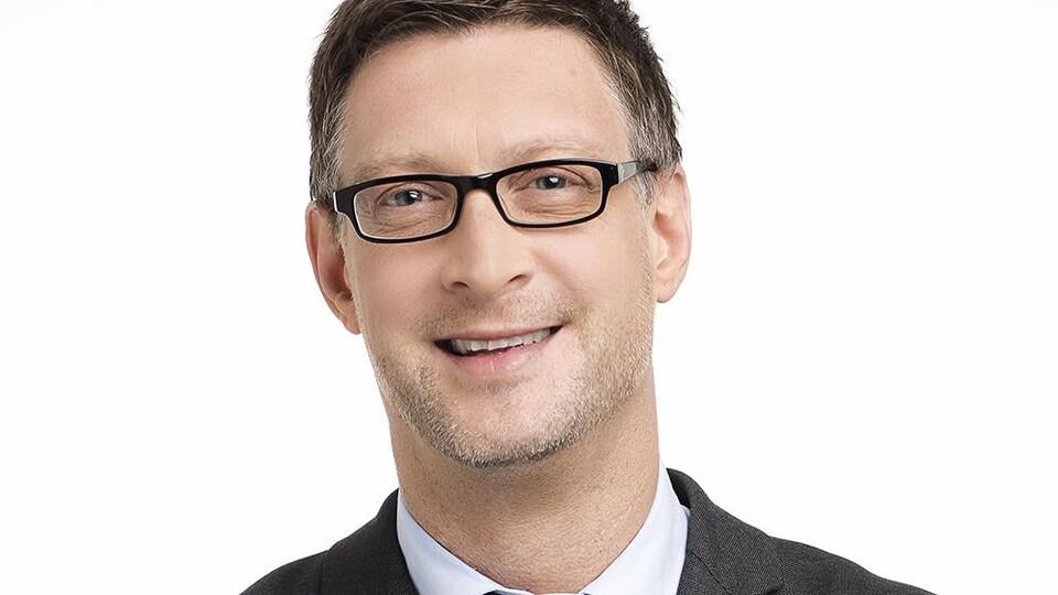 Me Jean-François Routhier, commissaire au lobbyisme du Québec
