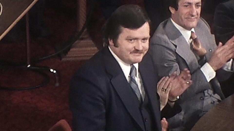 Jean Garon a été ministre de l'Agriculture de 1976 à 1985.