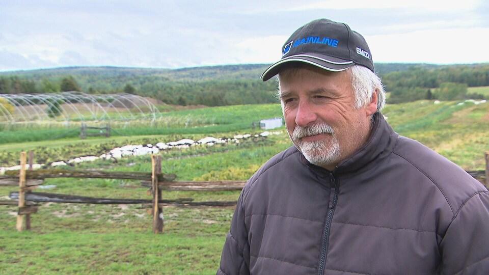Jean-Marc Gougeon, propriétaire de La fourche du Troll