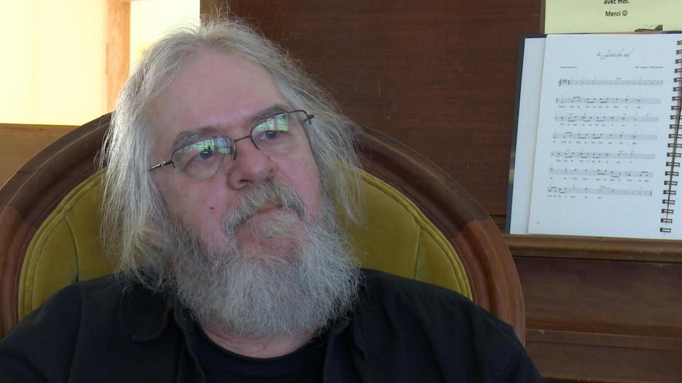 Jean-Marie Thibeault, historien
