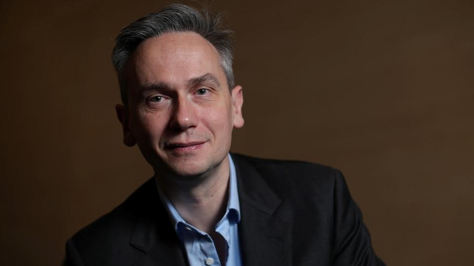 Jean-Sébastien Jacques, le PDG démissionnaire de Rio Tinto