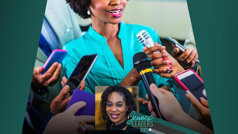Jeunes leaders d'ICI : Patricia Kumbakisaka