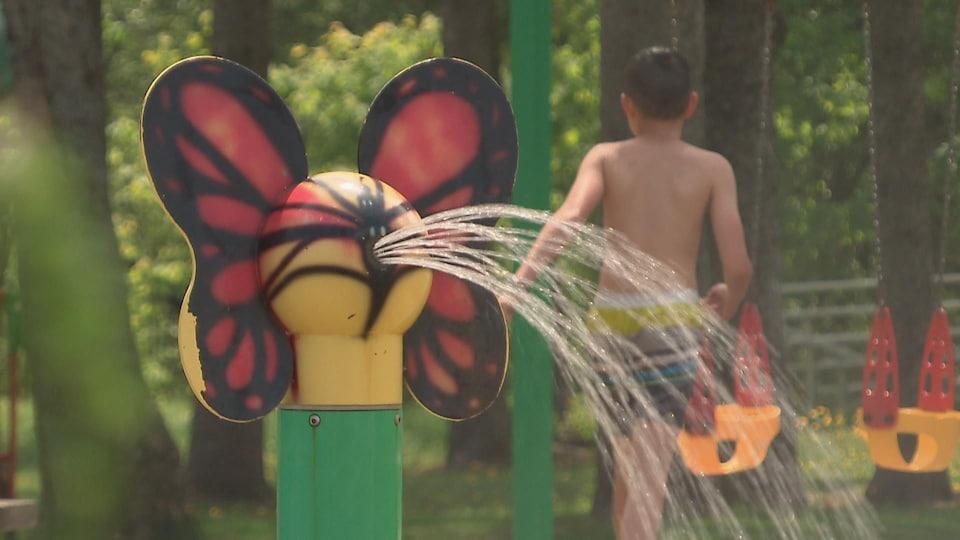 La santé publique de la Capitale-Nationale se dit prête à assouplir et prolonger sa récente directive entourant l'ouverture des jeux d'eau.
