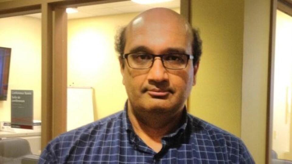 Portrait du Dr Jhirad