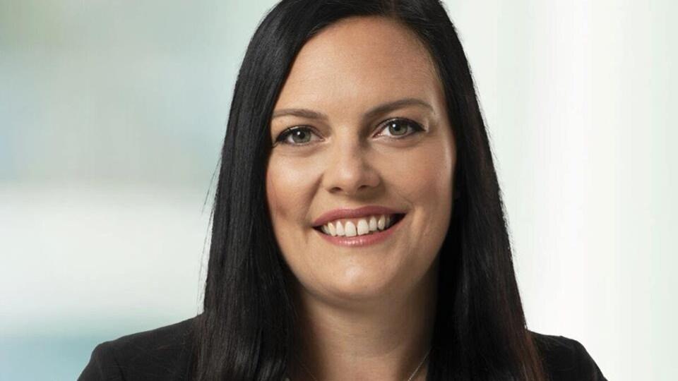 Portrait officiel de Joanie Riopel.