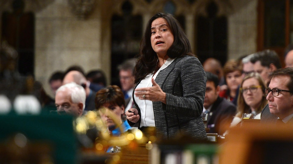 Jody Wilson-Raybould.