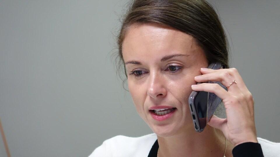 La CAQ va présenter Joëlle Boutin comme candidate à l'élection partielle dans Jean-Talon