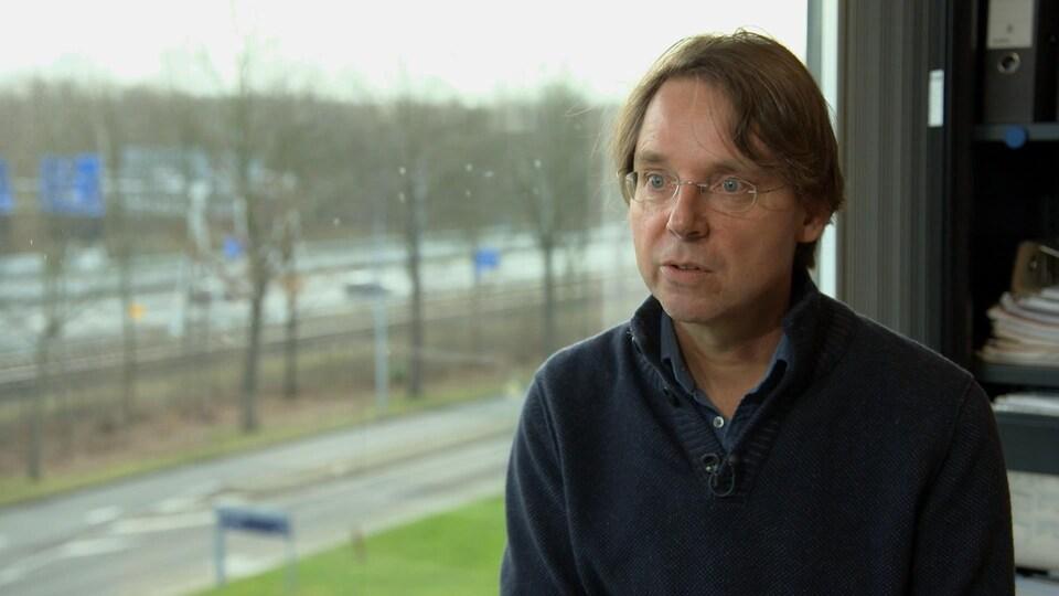 Johannes Ramaekers, psychopharmacologue à l'Université de Maastricht, aux Pays-Bas