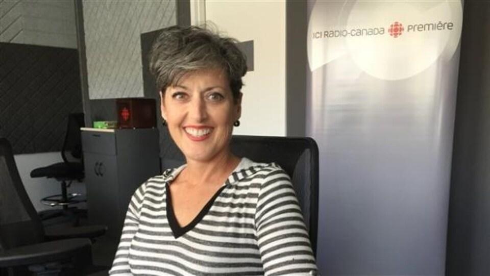 Josée Forest-Niesing est présidente du Conseil d'administration de l'Université de Sudbury.