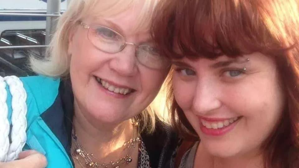 Joyce Kohut et sa fille Kathleen Morley.