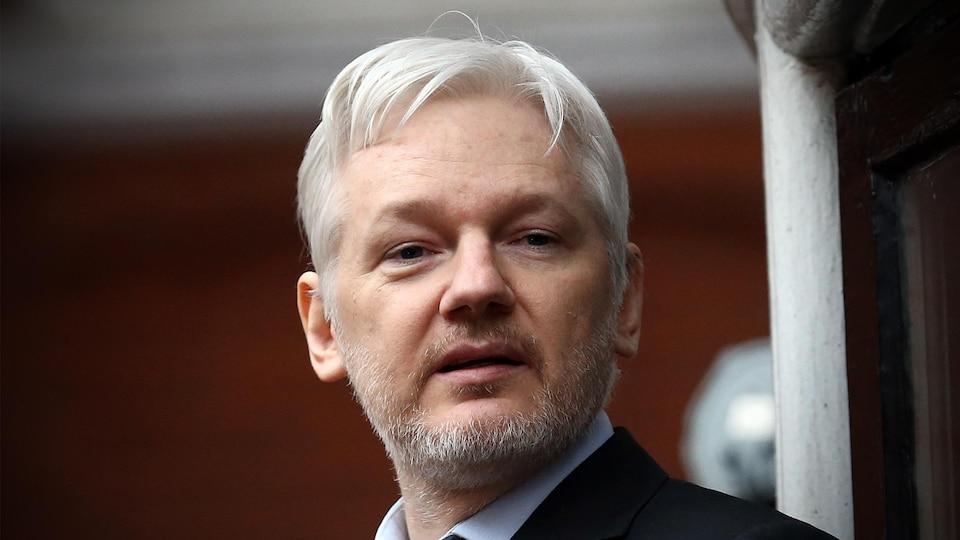 Julian Assange, cofondateur de WikiLeaks.