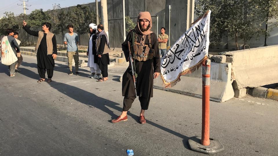 Un taliban.