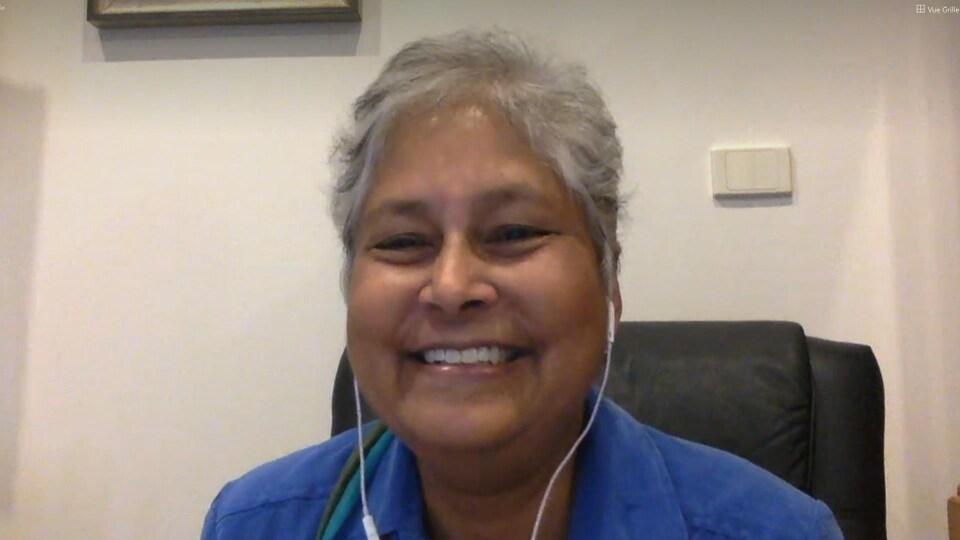 Kanta Subbarao, directrice du Centre collaborateur de recherche et de référence sur l'influenza de l'Organisation mondiale de la santé à Melbourne