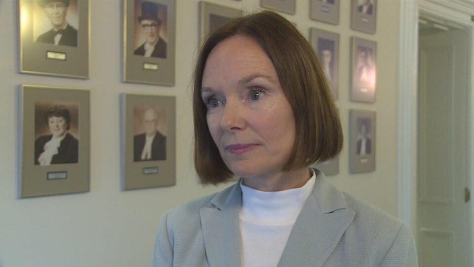 La commissaire à la vie privée de l'Î.-P.-É., Karen Rose.