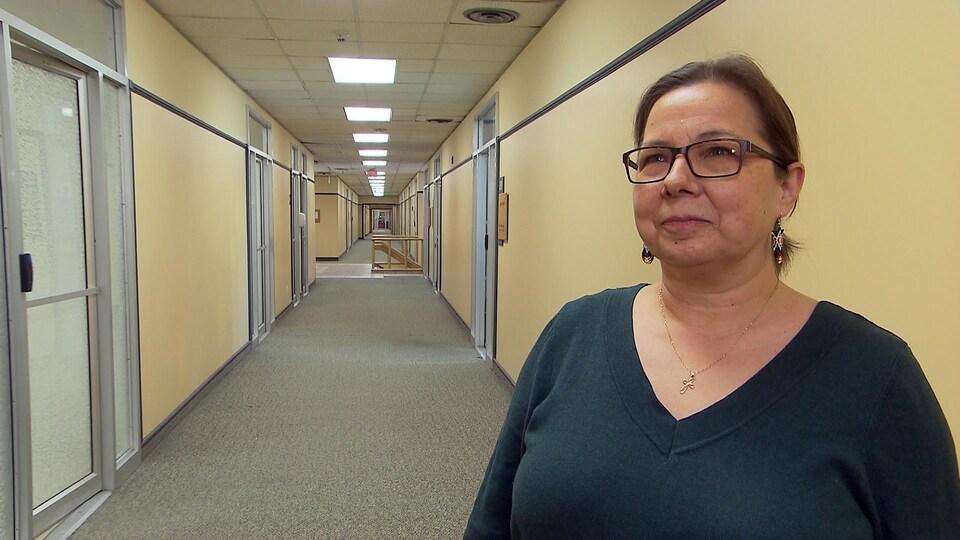 Karine Régis, la directrice de la santé de Uashat mak Mani-utenam