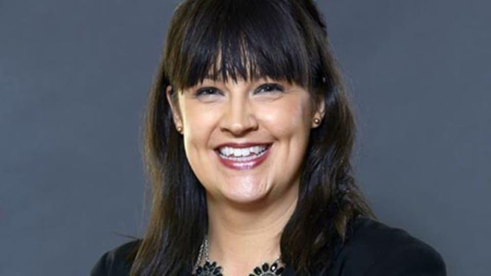 Portrait de la Dre Katherine Allan.