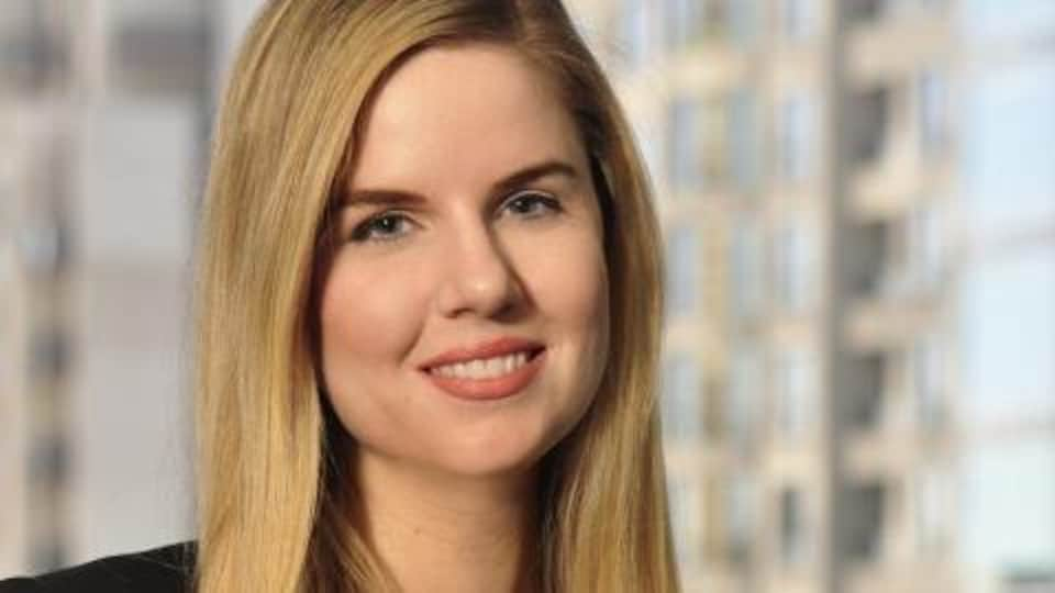 Kathryn Marshall, avocate en droit du travail.