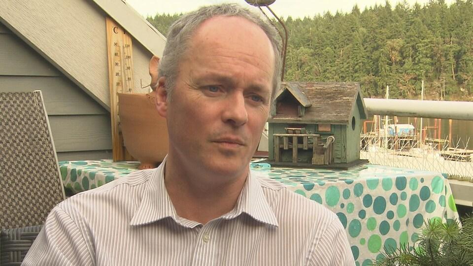 Kevin Owens, propriétaire et directeur, Evergreen Cremation Center.