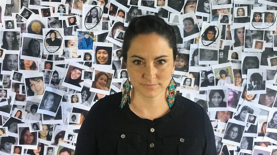 Kim O'Bomsawin, la réalisatrice de Ce silence qui tue