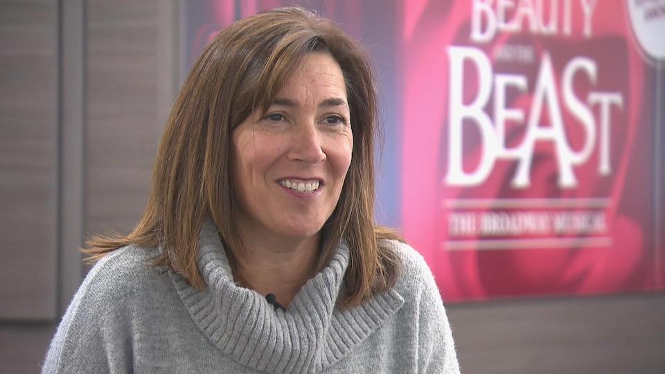 Kim Rayworth, directrice du théâtre Capitol.
