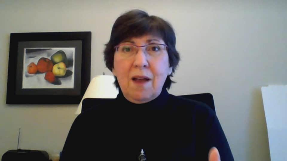 Dre Krystyna Pecko, coroner