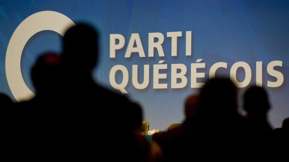 Convention du parti québécois en avril 2011.