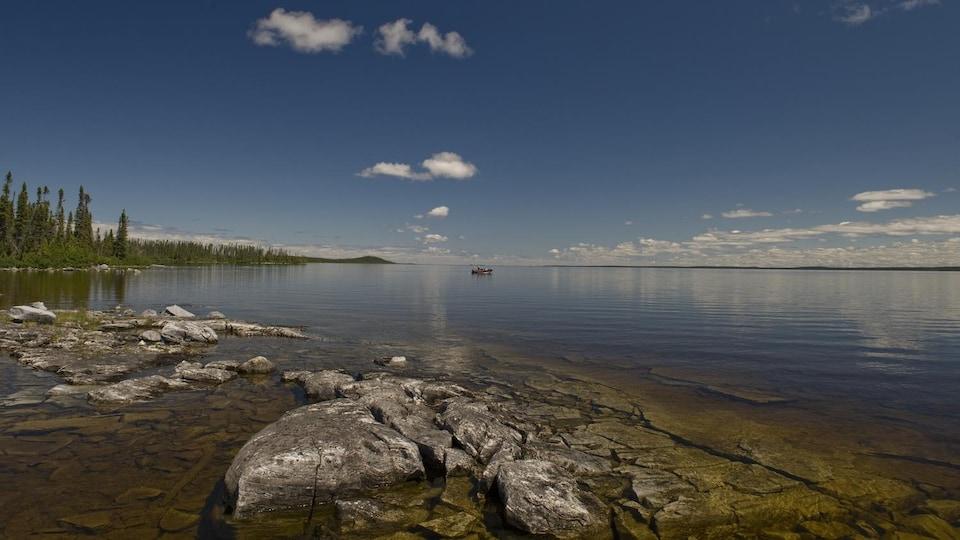 Lac Mistassini