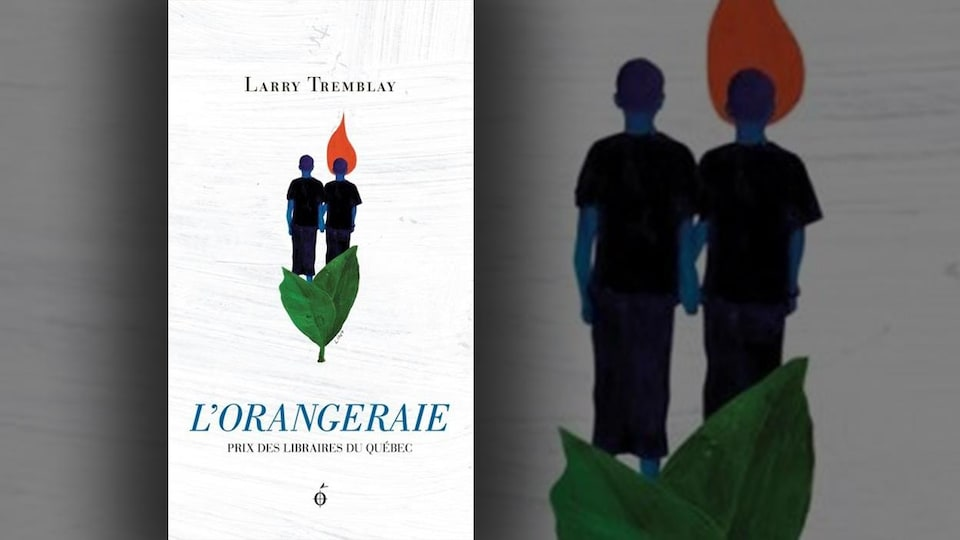 Illustration de deux silhouettes de dos, se tenant par la main